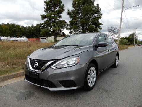 2019 Nissan Sentra for sale at United Traders Inc. in North Little Rock AR