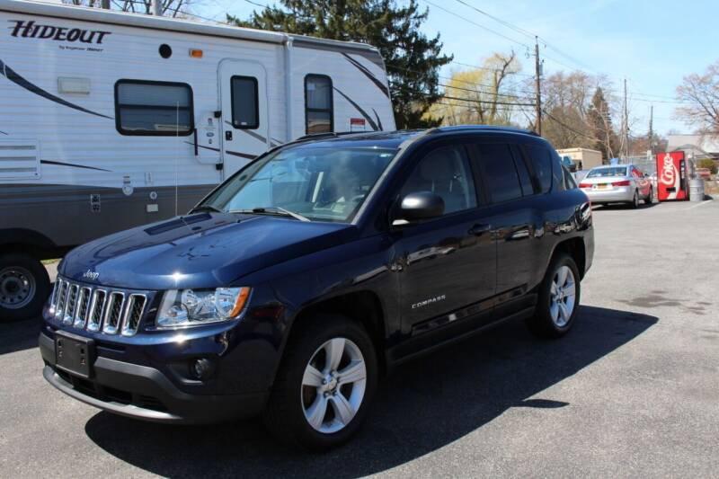 2012 Jeep Compass for sale at Crown Motors in Schenectady NY