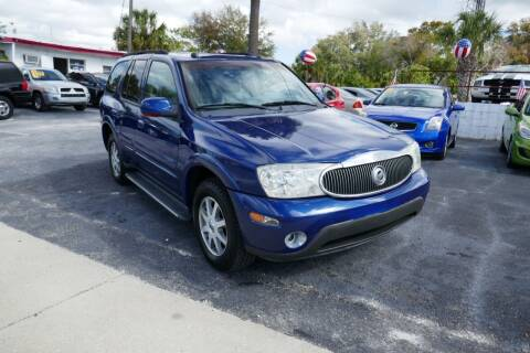 2005 Buick Rainier for sale at J Linn Motors in Clearwater FL