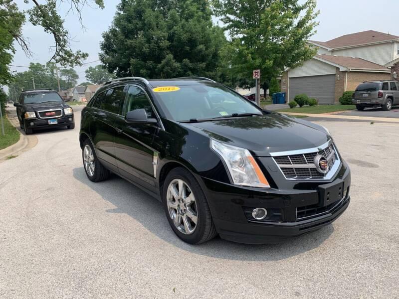 2012 Cadillac SRX for sale at Posen Motors in Posen IL