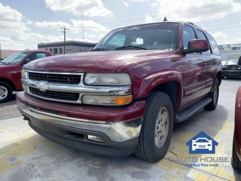 2006 Chevrolet Tahoe for sale at AUTO HOUSE TEMPE in Tempe AZ