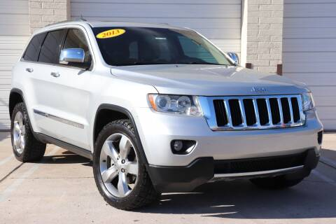 2013 Jeep Grand Cherokee for sale at MG Motors in Tucson AZ