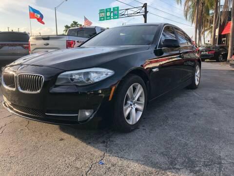 2011 BMW 5 Series for sale at Gtr Motors in Fort Lauderdale FL
