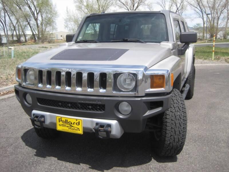 2008 HUMMER H3 for sale at Pollard Brothers Motors in Montrose CO