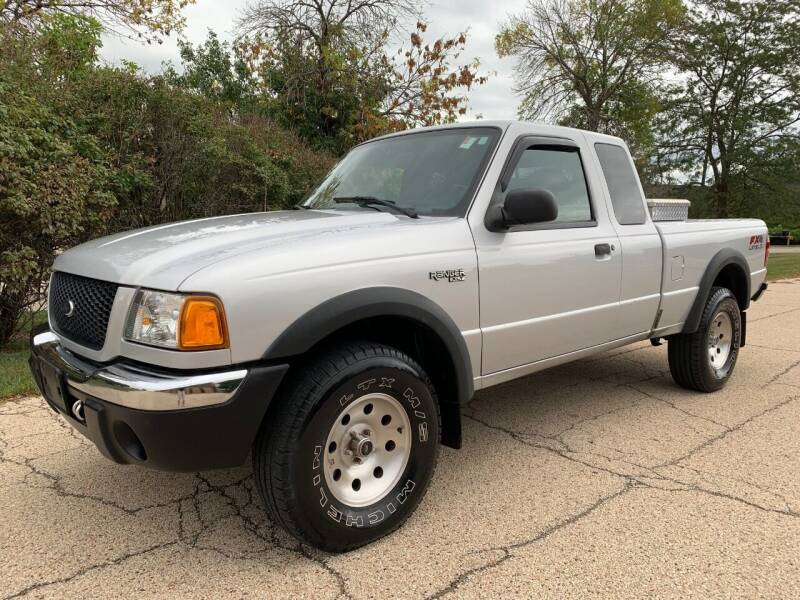 2003 Ford Ranger for sale at All Star Car Outlet in East Dundee IL