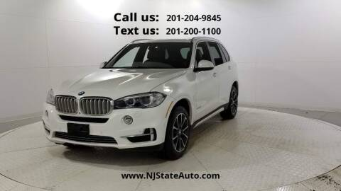 2017 BMW X5 for sale at NJ State Auto Used Cars in Jersey City NJ