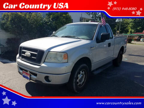 2006 Ford F-150 for sale at Car Country USA in Augusta NJ