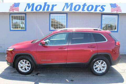 2014 Jeep Cherokee for sale at Mohr Motors in Salem OR