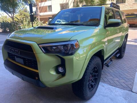 2022 Toyota 4Runner for sale at Korski Auto Group in National City CA