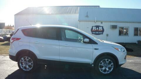 2013 Ford Escape for sale at B & B Sales 1 in Decorah IA