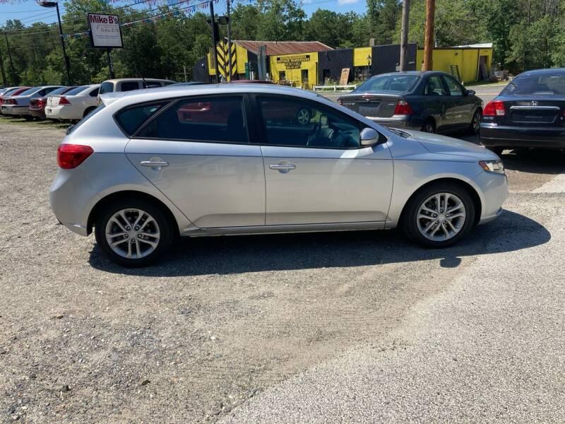2011 Kia Forte5 for sale at MIKE B CARS LTD in Hammonton NJ