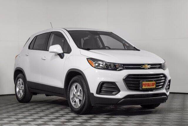 2020 Chevrolet Trax for sale in Puyallup, WA