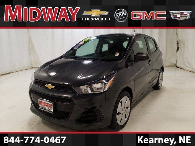 2018 Chevrolet Spark for sale at Midway Auto Outlet in Kearney NE