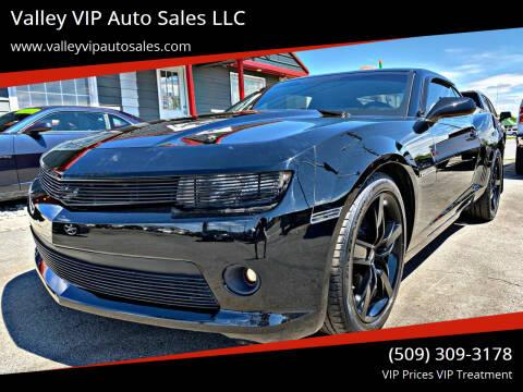 2015 Chevrolet Camaro for sale at Valley VIP Auto Sales LLC in Spokane Valley WA