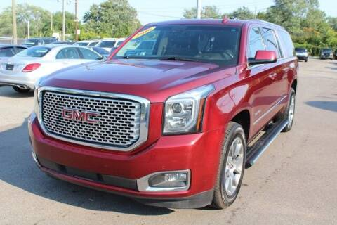 2016 GMC Yukon XL for sale at Road Runner Auto Sales WAYNE in Wayne MI