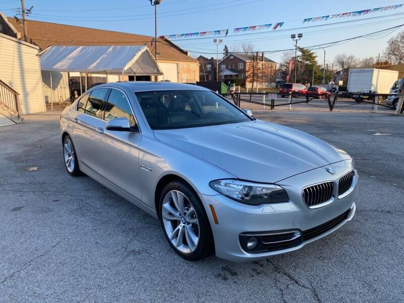 2015 BMW 5 Series for sale at StarsNStripes Auto in Saint Louis MO