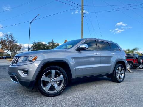 2014 Jeep Grand Cherokee for sale at Blum's Auto Mart in Port Orange FL