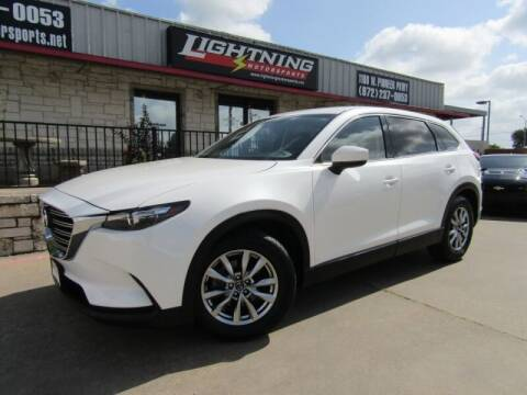 2016 Mazda CX-9 for sale at Lightning Motorsports in Grand Prairie TX