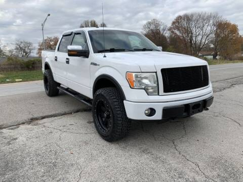 2010 Ford F-150 for sale at InstaCar LLC in Independence MO