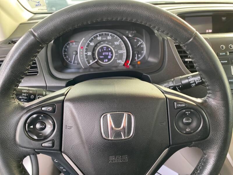 2014 Honda CR-V AWD EX-L 4dr SUV w/DVD - Idaho Falls ID