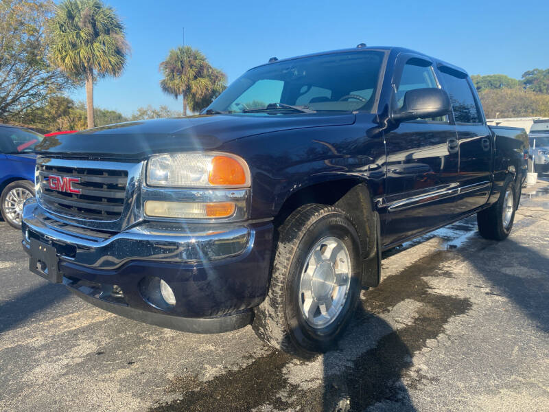 2005 GMC Sierra 1500 for sale at Coastal Auto Ranch, Inc. in Port Saint Lucie FL