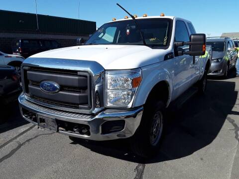 2015 Ford F-350 Super Duty for sale at Franklyn Auto Sales in Cohoes NY