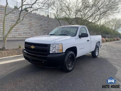 2012 Chevrolet Silverado 1500 for sale at AUTO HOUSE TEMPE in Tempe AZ
