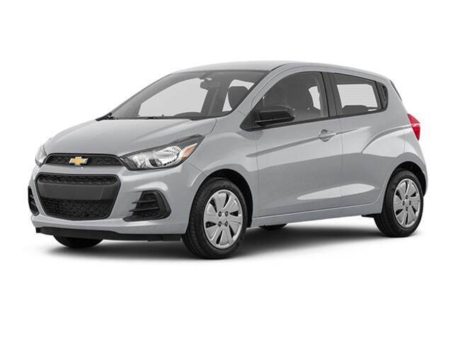2017 Chevrolet Spark for sale at Mann Chrysler Dodge Jeep of Richmond in Richmond KY