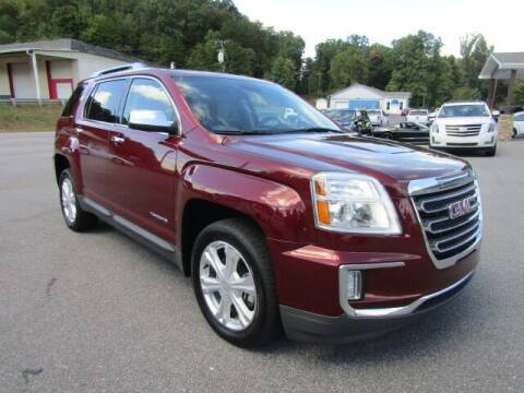 2016 GMC Terrain for sale at Specialty Car Company in North Wilkesboro NC