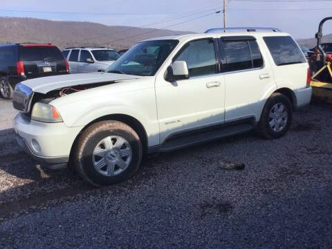 2004 Lincoln Aviator for sale at Troys Auto Sales in Dornsife PA