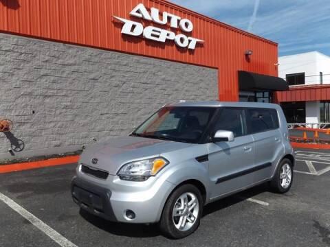 2010 Kia Soul for sale at Auto Depot of Smyrna in Smyrna TN