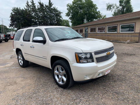2013 Chevrolet Tahoe for sale at Truck City Inc in Des Moines IA