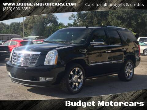 2011 Cadillac Escalade for sale at Budget Motorcars in Tampa FL