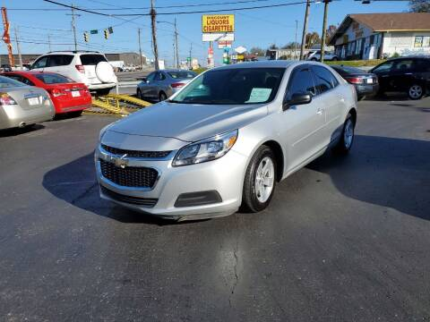 2014 Chevrolet Malibu for sale at Rucker's Auto Sales Inc. in Nashville TN