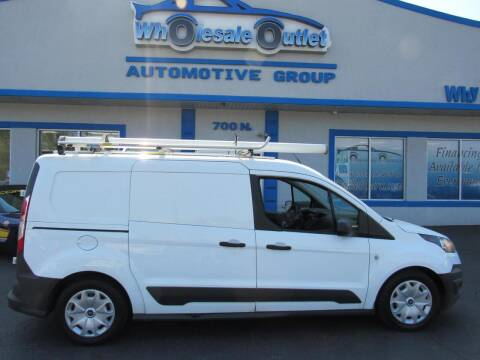 2017 Ford Transit Connect Cargo for sale at The Wholesale Outlet in Blackwood NJ
