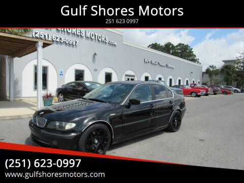 2002 BMW 3 Series for sale at Gulf Shores Motors in Gulf Shores AL
