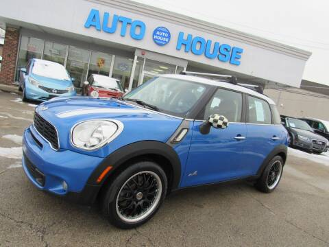 2014 MINI Countryman for sale at Auto House Motors in Downers Grove IL