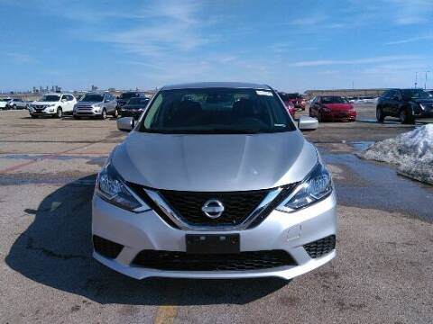 2017 Nissan Sentra for sale at NORTH CHICAGO MOTORS INC in North Chicago IL