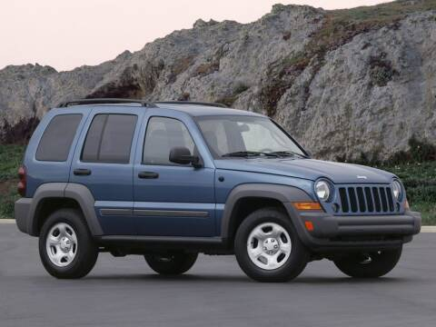 2006 Jeep Liberty for sale at Sundance Chevrolet in Grand Ledge MI