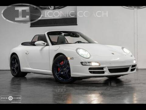 2006 Porsche 911 for sale at Iconic Coach in San Diego CA