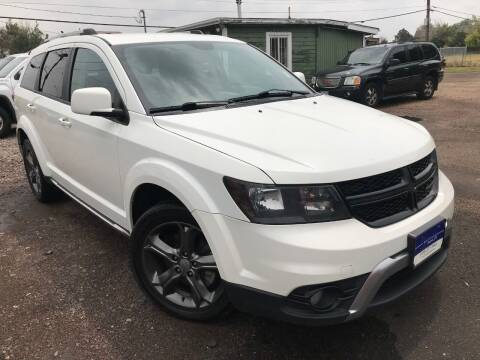 2015 Dodge Journey for sale at 3-B Auto Sales in Aurora CO