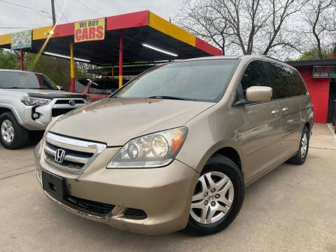 2007 Honda Odyssey for sale at Cash Car Outlet in Mckinney TX