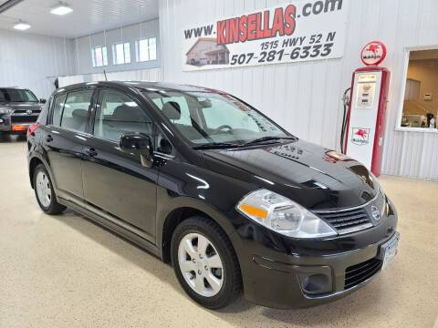 2009 Nissan Versa for sale at Kinsellas Auto Sales in Rochester MN
