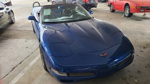 2002 Chevrolet Corvette for sale at Performance Autoworks LLC in Havelock NC