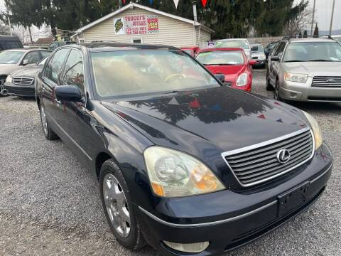 2001 Lexus LS 430 for sale at Trocci's Auto Sales in West Pittsburg PA