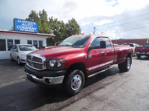 2009 Dodge Ram Pickup 3500 for sale at Surfside Auto Company in Norfolk VA