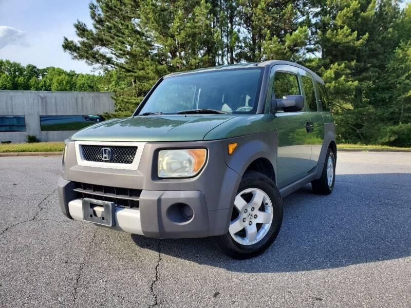 2003 Honda Element for sale in Alpharetta, GA