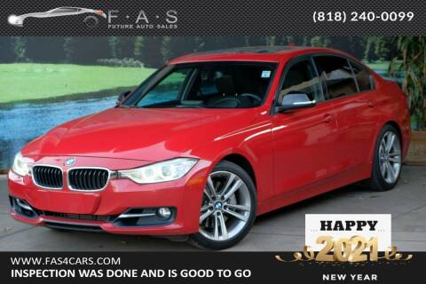 2012 BMW 3 Series for sale at Best Car Buy in Glendale CA