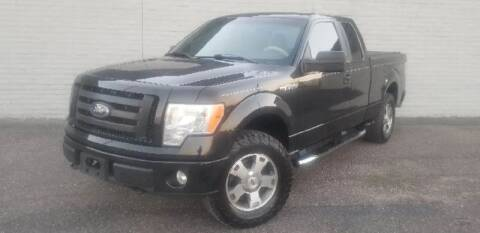 2010 Ford F-150 for sale at LA Motors LLC in Denver CO