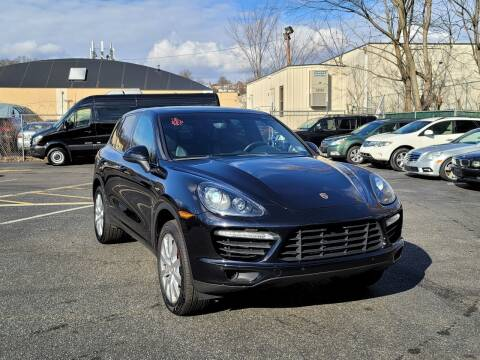 2012 Porsche Cayenne for sale at AW Auto & Truck Wholesalers  Inc. in Hasbrouck Heights NJ